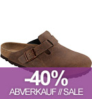 Boston - Clogs Mikrofaser vegan - cocoa brown