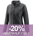Wolljacke Lou - Made in Germany - anthrazit