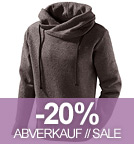 Wollpullover Lucca - Made in Germany - braun