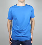 Classic Jersey T-Shirt electric blue