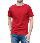 Classic Jersey T-Shirt stereo red