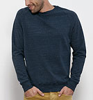 Strolls - Sweatshirt aus Bio-Baumwolle - heather denim