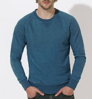 Strolls - Sweatshirt aus Bio-Baumwolle - dark heather teal