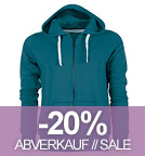 Travels - Kapuzenjacke - petrol