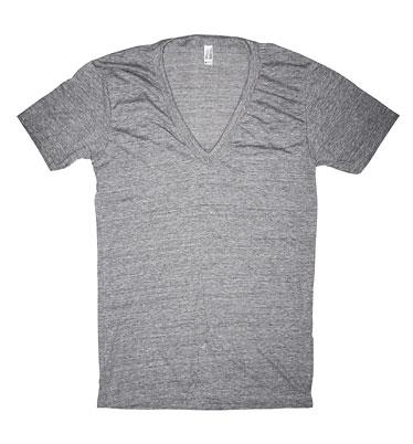 TPLMI: Essential #2: The V Neck T-Shirt