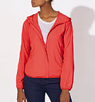Winds - Windbreaker aus recyceltem Polyester - hibiscus