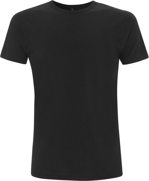 Bamboo Jersey T-Shirt schwarz - Bild 1