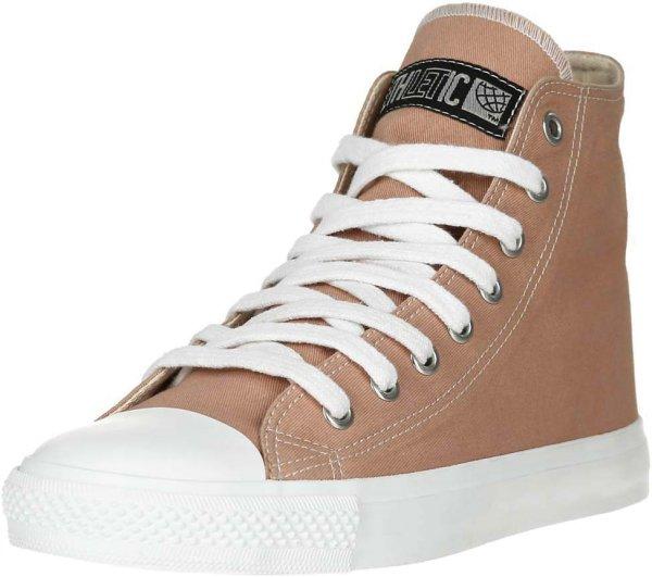 Ökofaire Sneaker in light clay/just white