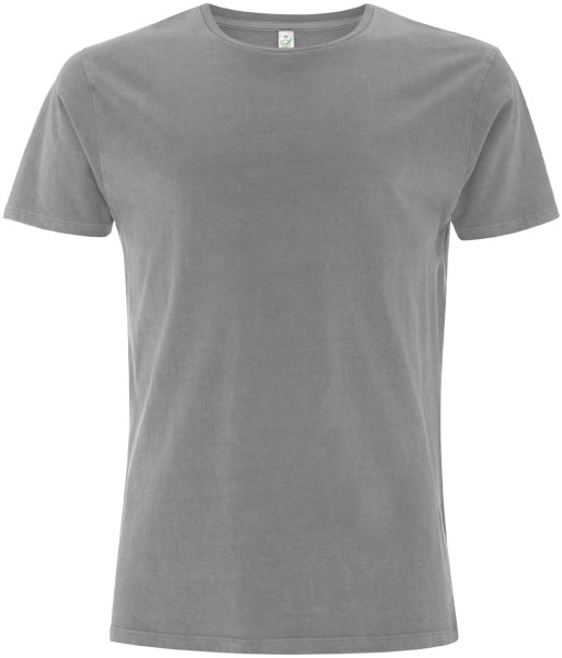 Herren T-Shirt light grey Biobaumwolle EP30
