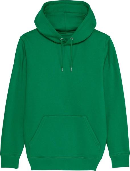 Unisex Hoodie aus Bio-Baumwolle - varsity green