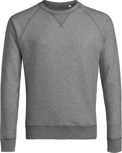 Strolls - Sweatshirt aus Bio-Baumwolle - mid heather grey
