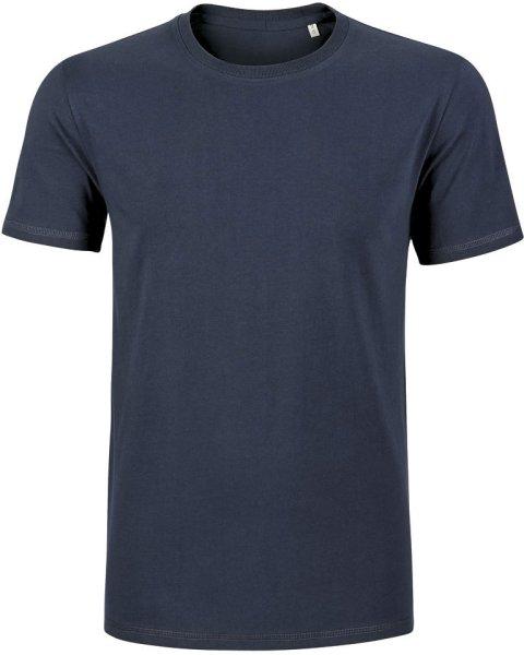 Hips - T-Shirt schwerer Stoff Bio-Baumwolle - navy - Bild 1