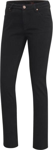 Svenja - 5 Pocket Jeans aus Bio-Baumwolle - black
