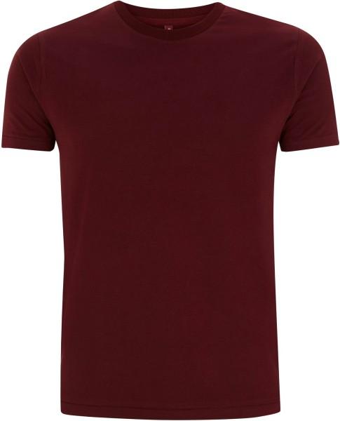 Men''s Urban Brushed Jersey T-Shirt burgundy