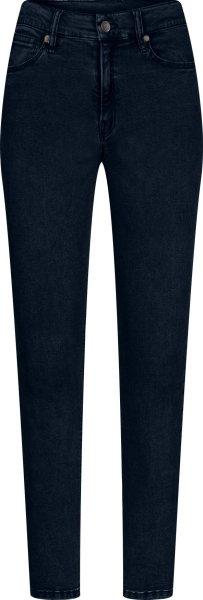Light Jeans aus Bio-Baumwolle - dark denim