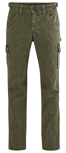 Field Pants - Cargohose aus Hanf und Bio-Baumwolle - wolf - Bild 1
