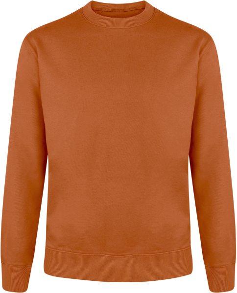 Organic Unisex Sweatshirt - dark orange