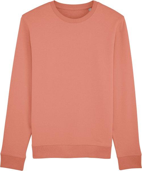 Unisex Sweatshirt aus Bio-Baumwolle - rose clay