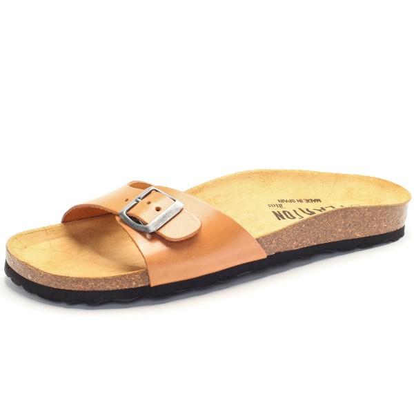 Bequeme Damen Sandale fair 101625