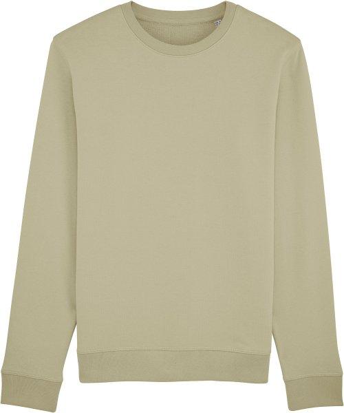 Unisex Sweatshirt aus Bio-Baumwolle - sage