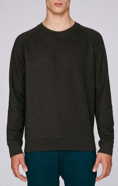 Strolls denim - Sweatshirt Bio-Baumwolle - black washed - Bild 1