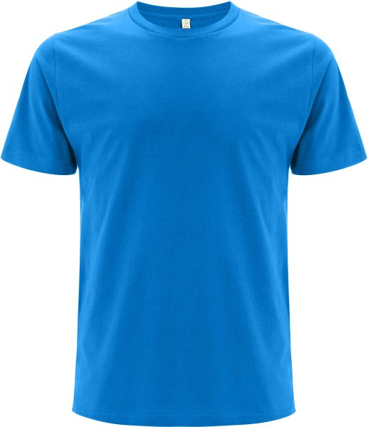 huge selection of 247b4 6d63b Organic T-Shirt CO2-neutral bright blue