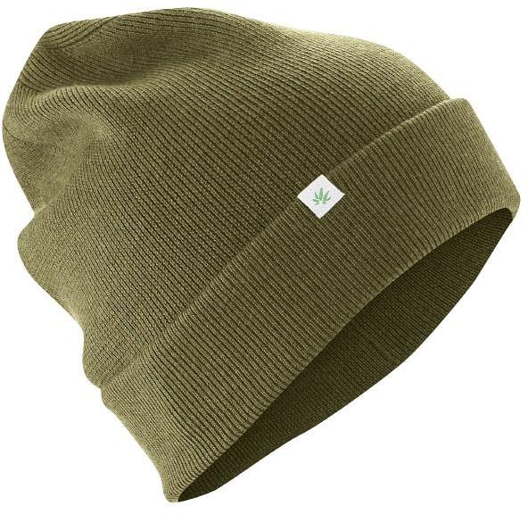 Wintermütze aus Wolle, Bio-Baumwolle und Hanf - peat