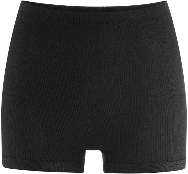 Shorty - Biobaumwolle schwarz