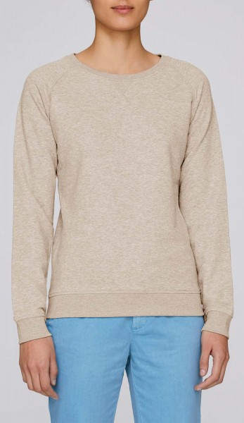 Trips - Sweatshirt aus Bio-Baumwolle - mid heather beige - Bild 1