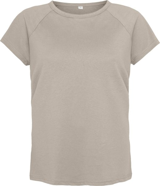 Organic T-Shirt - stone