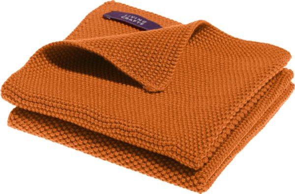 Spültücher aus Bio-Baumwolle - Doppelpack - cinnamon