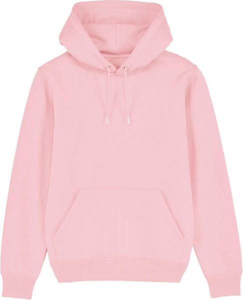 Unisex Hoodie aus Bio-Baumwolle - cotton pink