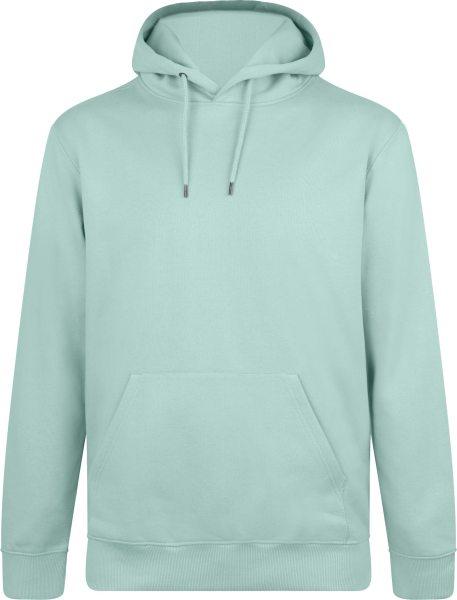 Organic Unisex Hoodie - slate green