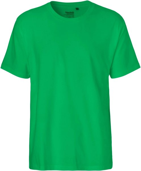 Classic T-Shirt aus Fairtrade Bio-Baumwolle - green