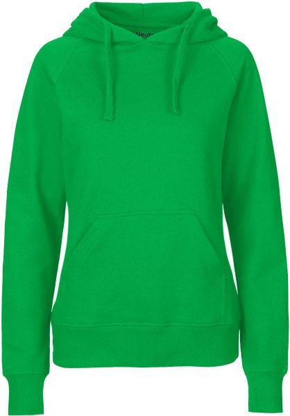 Hooded Sweatshirt aus Fairtrade Bio-Baumwolle - green