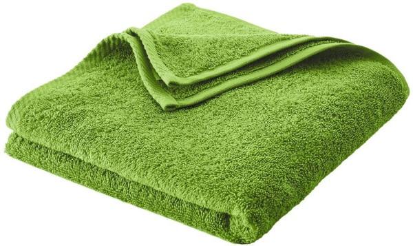 Handtuch Bio-Baumwolle - lime