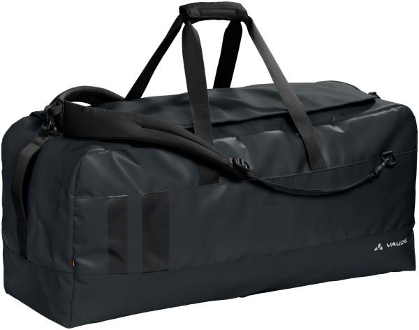 Desna 60 Schwarz Sporttasche Reisetasche Aus Plane Grundstoff Net