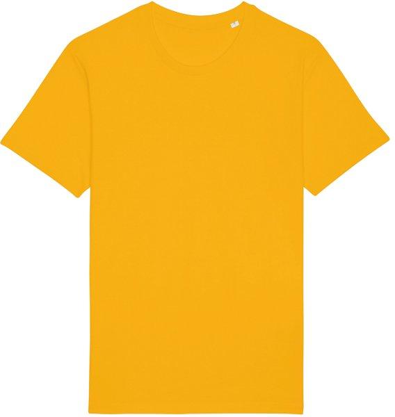 Basic T-Shirt aus Bio-Baumwolle - spectra yellow