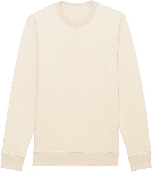 Unisex Sweatshirt aus Bio-Baumwolle - natural raw