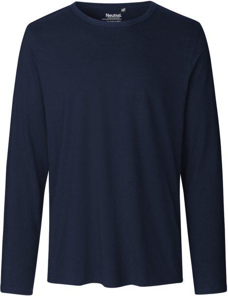Neutral - Herren Longsleeve Shirt - navy