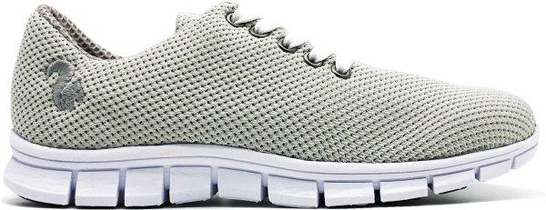 Corn Runner - Sneaker aus recyceltem Mais - pearl