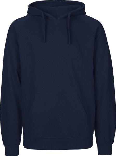 Hooded Sweatshirt aus Fairtrade Bio-Baumwolle - navy