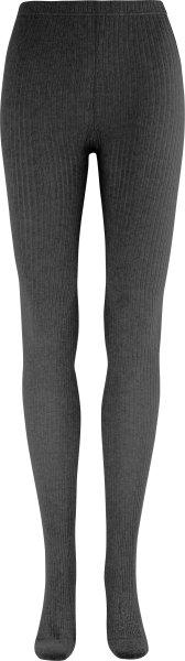 Strickstrumpfhose aus Bio-Baumwolle - catrame - Bild 1