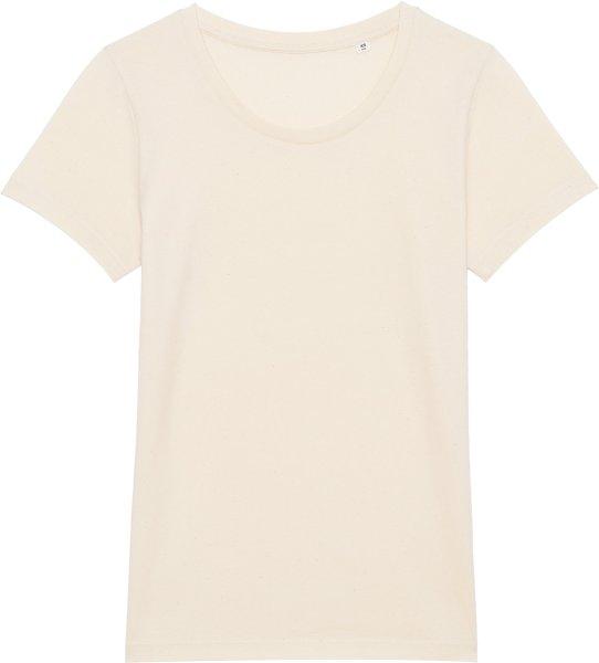 T-Shirt aus Bio-Baumwolle - natural raw