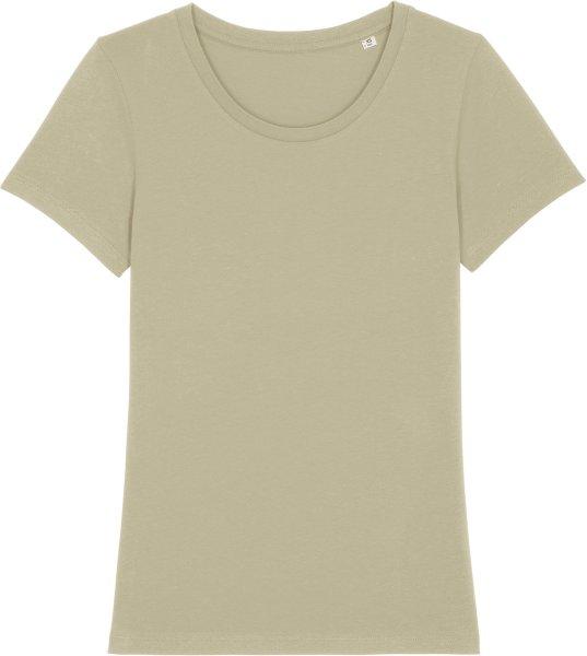 T-Shirt aus Bio-Baumwolle - sage