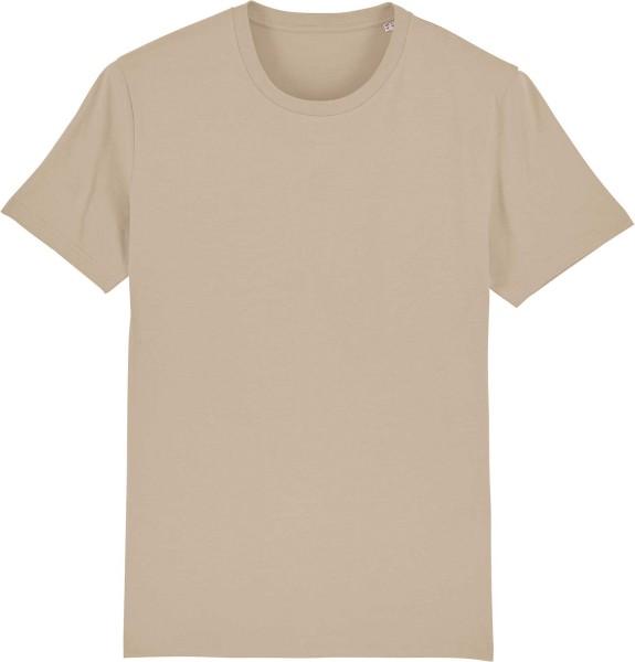 T-Shirt aus Bio-Baumwolle - desert dust