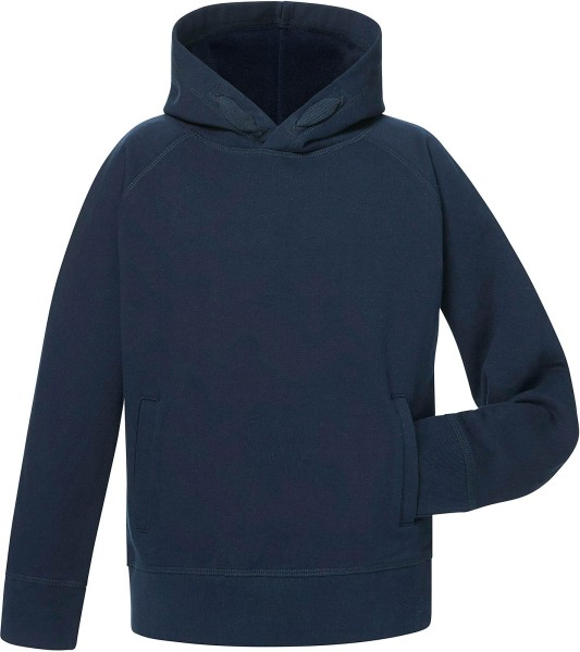 Kinder Mini Base - Kapuzenpullover aus Bio-Baumwolle french navy - Bild 1