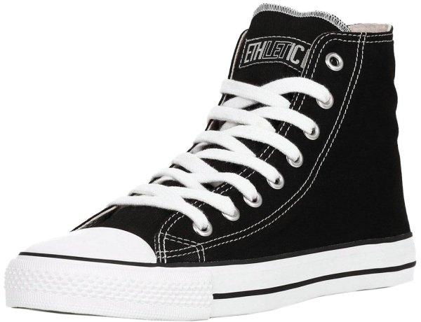 Hohe Sneaker in schwarz/weiß - Ethletic