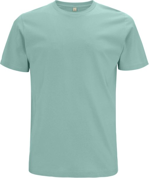 Organic T-Shirt CO2-neutral - slate green