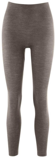 Leggings - Wolle/Seide charcoal